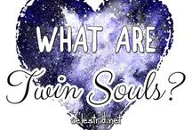 Twin souls / Twin souls, twin flames, soul mates, and soul connections