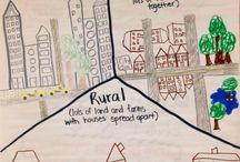 Urban Rural