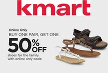 Kmart Coupon Codes / Kmart, a wholly owned subsidiary of Sears Holdings Corporation is a mass merchandising company and part of SHOP YOUR WAY. Kmart offers customers top quality formal and casual Clothing, Footwear, Bedding, Furniture, Jewelry, Health & Beauty, Electronics, Toys, Housewares, Pantry, Pharmacy and much more only at Kmart.com. For more coupons and deals visit now: http://www.couponcutcode.com/stores/kmart/