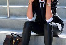 BLACK Outfittt