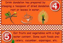 Health Tips / by Cheri Jansen
