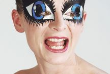 maquillage fete