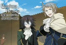 Pandora Hearts: Elliot dress up