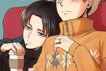 ♡Levi&Eren♡