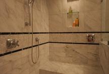 Lincoln Park Master Bathroom