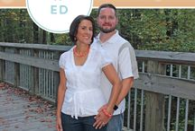 Ed & Erika / Hi, we are Ed & Erika and we are looking to adopt!