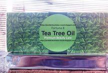 Tea Tree Oil Premium Beauty Soap Bar