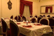 Zonas Comunes Hotel Casa Real / Zonas comunes del Hotel Casa Real Villa de Leyva