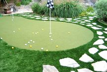 Putting Green Grass / Love golf? Check out these artificial putting greens perfect for your backyard!