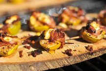 Grilling Appetizers