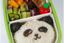 BENTO lunch ideas. / by Courtney Amero
