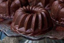 mini tartas de chocolate en termomix