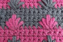 Crochet stiches