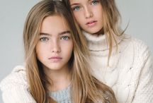 beautiful two girls