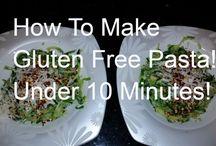 Grain free Gluten Free Recipes