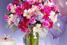 Happy Birthday/Anniversary Flowers