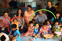 Volunteer in Thailand / International Volunteer HQ (IVHQ) has a range of highly affordable volunteering opportunities available Chiang Rai province of Thailand working with local villages and hill tribes. / by International Volunteer HQ