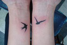 Tattoos / by Becca Boyea