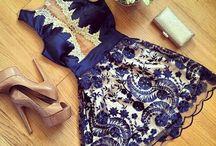roupas festa
