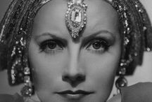 Greta Garbo-miradas
