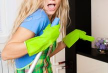 Top Cleaning Playlists / A little motivation goes a long way. So grab your iPod and queue up some rockin' tunes.