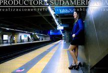 Underground con Dani / http://www.prosudamericana.com/modelos te compartimos una produccion de exteriores bajo tierra, con un look urbano de la mano de Dani