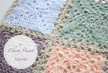 Afghans, Blankets, Rugs / Crochet patterns for afghans, blankets, and rugs / by Stephanie Fuller