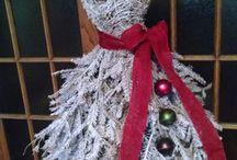 baju pohon natal