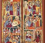 Ethiopian coptic artifacts