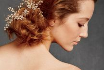 hair pins and headbands / by Stacey Sizer Biondi