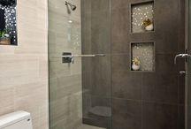 Tahoe Bathroom - Hallway