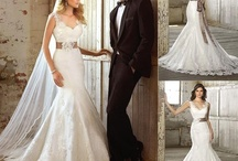 Wedding dresses  / Tailor made services available