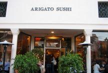 Favorite Santa Barbara Restaurants