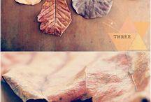 Herfst creatief