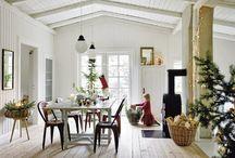Новый Год в скандинавском стиле / Вы согласны с выражением «Красота в простоте?»