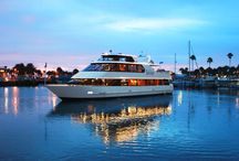 Dena & Jeff's Wedding ~ Spring 2015! / Dena & Jeff will be celebrating their Wedding Day with us on board the Yacht Sensation! Its just around the corner and we are excited to see your ideas! www.yachtstarship.com