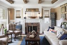 Family Room Ideas / by Patty Darrow