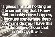 today's feelings