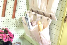 For More than Shoes / Other uses for hanging shoe organizers