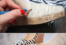Genbrug - sko