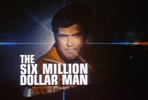 AFİŞ SIX MILLION DOLAR MAN