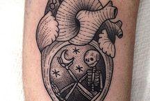 Fina tatueringar