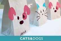 Theme It - Cats and Dogs Party