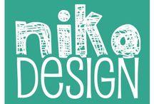 niko design / Branding - Logo - Graphic - Design