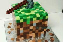 Boy birthday cakes