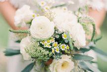 Les Fleurs / Wedding flower ideas