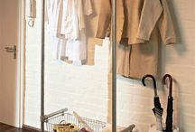 Garderobe hal