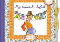 Babyboeken @ Duimeland Speciaal / Wat zijn er toch een leuke (invul) boeken voor tijdens de zwangerschap én de babytijd! Bij Duimeland Speciaal in Delft hebben we de leukste babyboeken voor je uitgezocht...