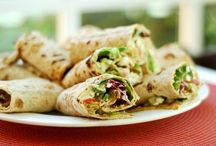 School Lunch Ideas for Teenagers / Healthy breakfast, lunch, after school, dinner, and bedtime meal and snack ideas for teens.