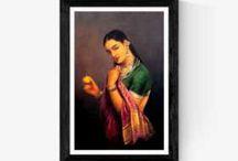 Best of Raja Ravi Varma Paintings